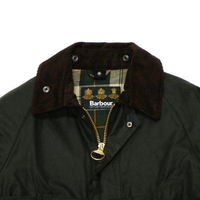画像2: Barbour(バブァー)Bedale Jacket SL(スリムフィットビデイルジャケット)/Sage(セージ)