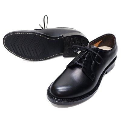 画像2: Rutt shoes(ラッドシューズ)MILES(マイルス)PLAIN BLUCHER OX/Black(ブラック)