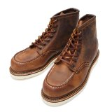 RED WING(レッドウィング)Style No.1907 Moc-toe(モックトゥ)