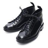 Tricker's(トリッカーズ)モンキーブーツ(リッジウェイソール)/Black Box Calf(ブラックボックスカーフ)