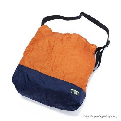画像2: L.L.Bean(エルエルビーン)Foldable Eco Bag(フォールダブル・エコ・バッグ)