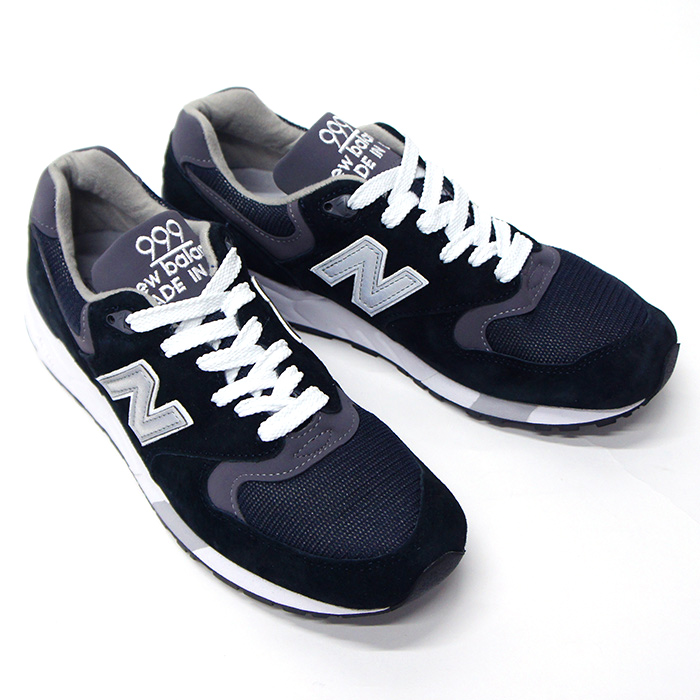 best website 34902 8e6e9 New Balance(ニューバランス)M999CBL/Navy(ネイビー)Made in ...