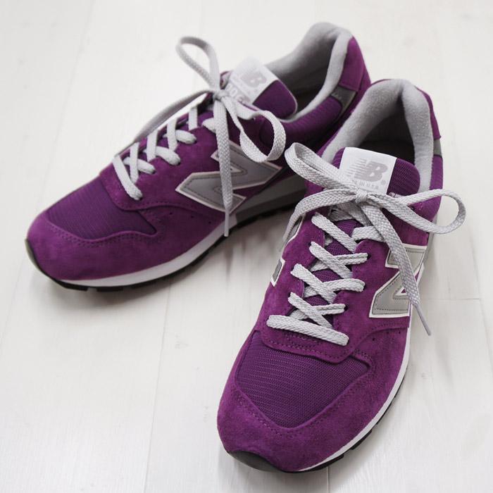 new balance ニューバランス m996pu purple パープル made in usa